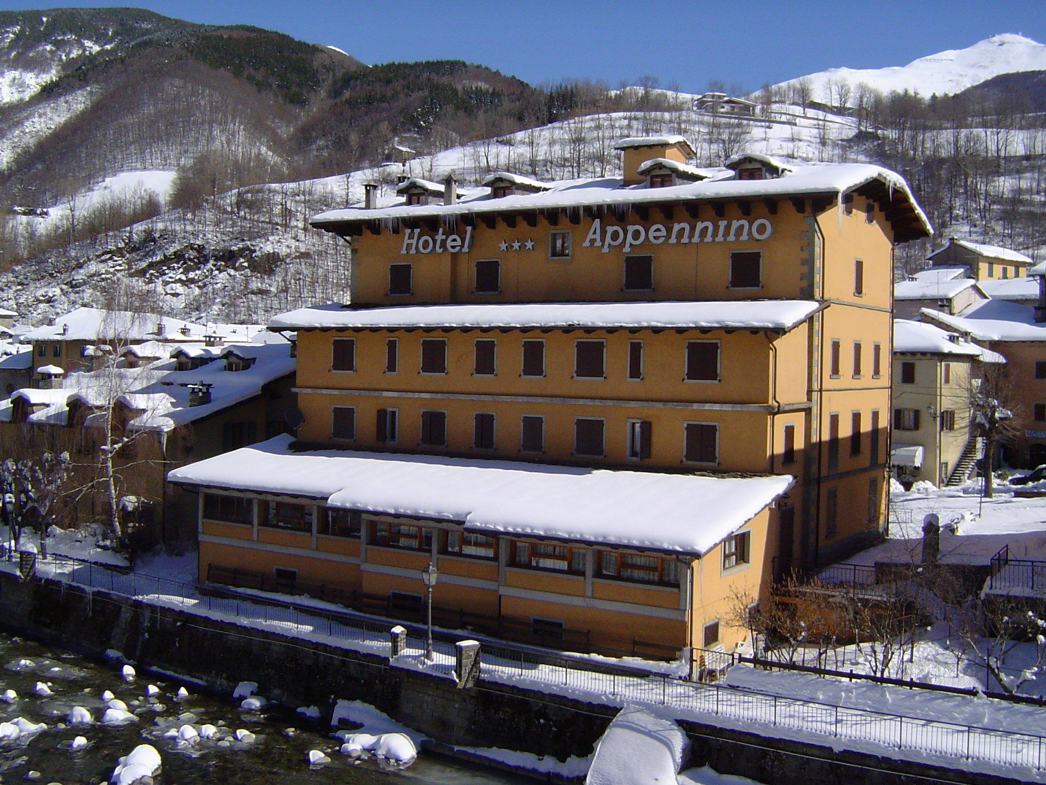 Hotel Appennino - La struttura