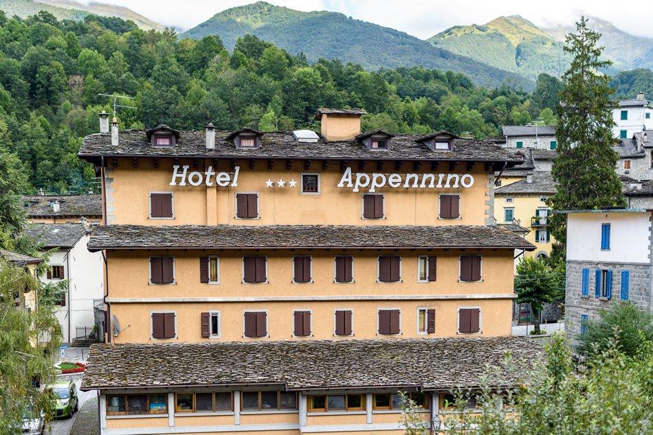 Hotel Appennino - Esterno struttura