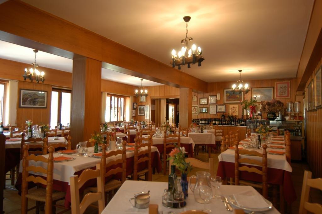 Hotel Sichi - Ristorante