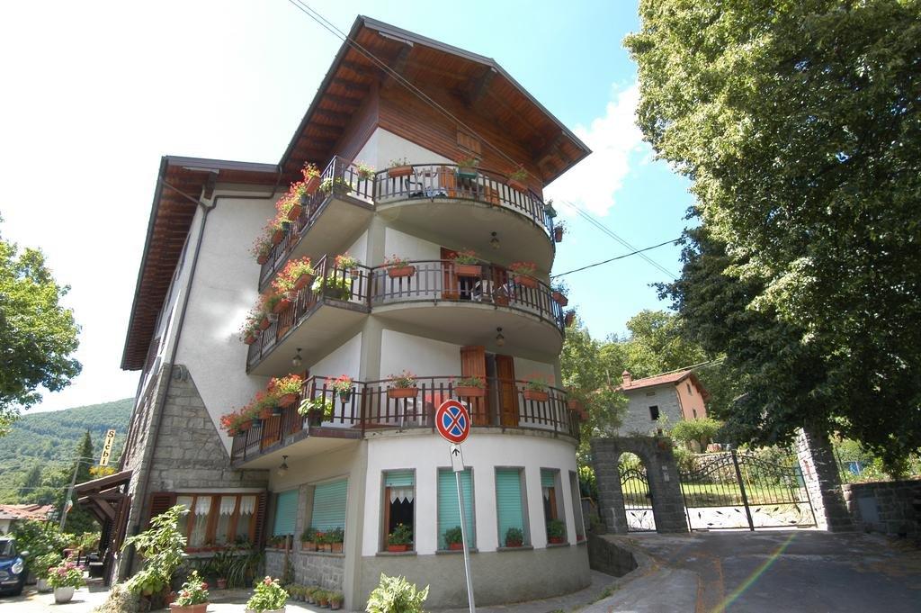 Hotel Sichi - La struttura